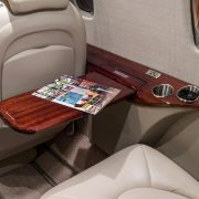 Citation XLS+ #6195 Aft Seat Detail