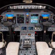 Citation XLS+ #6195 Cockpit