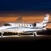 Citation XLS+ #6195 Exterior