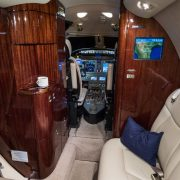 Citation XLS+ #6195 Fwd Cabin