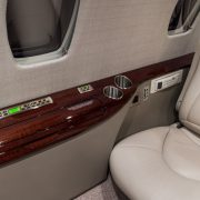 Citation XLS+ #6195 Fwd Seating Detail