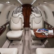 Citation XLS+ #6195 Fwd looking Aft