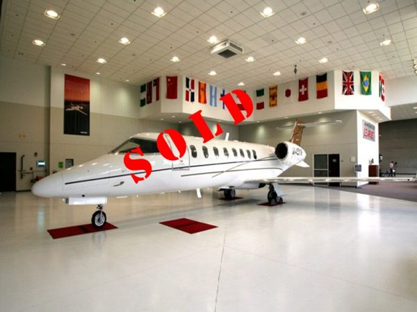 SOLD Lear45 SN 336